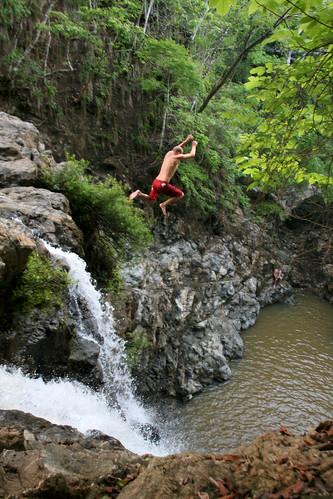 Christan's leap of faith