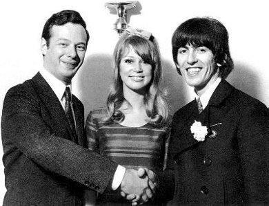 The Beatles Polska: George Harrison oświadcza się Pattie Boyd