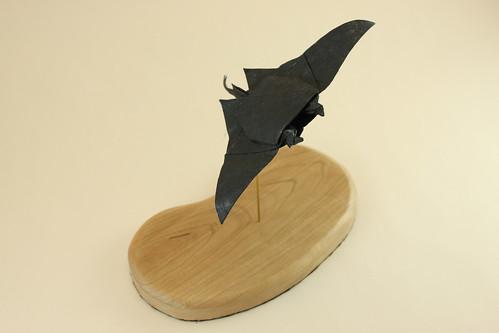 origami weekly manta ray quentin trollip rh origamiweekly blogspot com