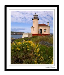 Coquille River (Bandon) Lighthouse (RU4SUN2) Tags: usa lighthouse oregon pacificocean nautical coquilleriver coquilleriverlighthouse bandonlighthouse
