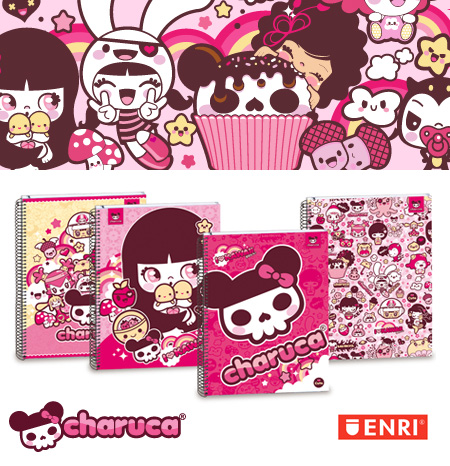 Charuca stationery collection 2009-2010