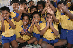 Sukrupa 9 (Pondspider) Tags: charity india children education labor bangalore labour deprivation childlabor anneroberts owc annecattrell pondspider overseaswomensclub