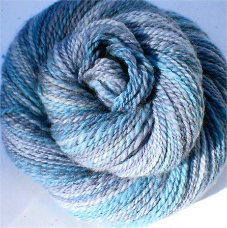 Home of the Merrow Folk - Handspun Bluefaced Leicester Yarn