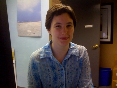 ACP's Spring Intern, Sarah Paulsen!