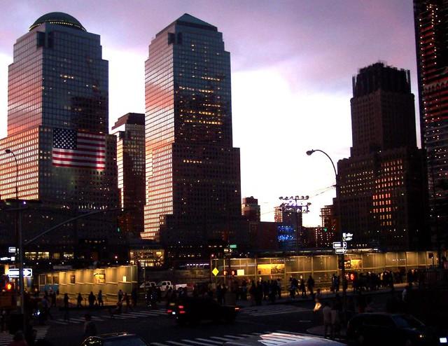 Ground Zero 9-11-04