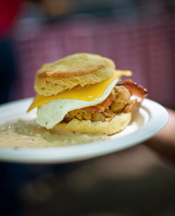 Pinestate Biscuits, Portland