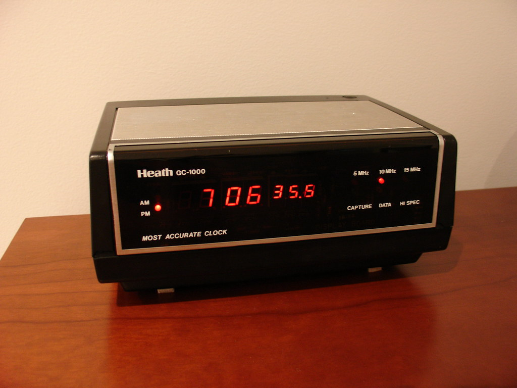 Heath GC-1000 Most Accurate Clock