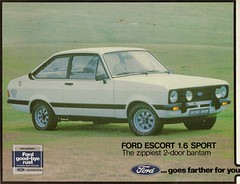 Ford Escort as sold in the Philippines