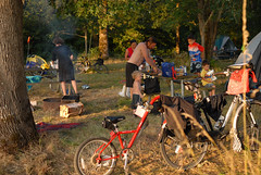 Bike camping at Champoeg St. Park-41