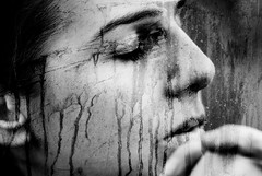 Catharsis () (SurfaceSpotting) Tags: people blackandwhite bw texture monochrome blackwhite human f25 humans textured athina catharsis d40 michaelides d40x  surfacespotting georgemichaelides