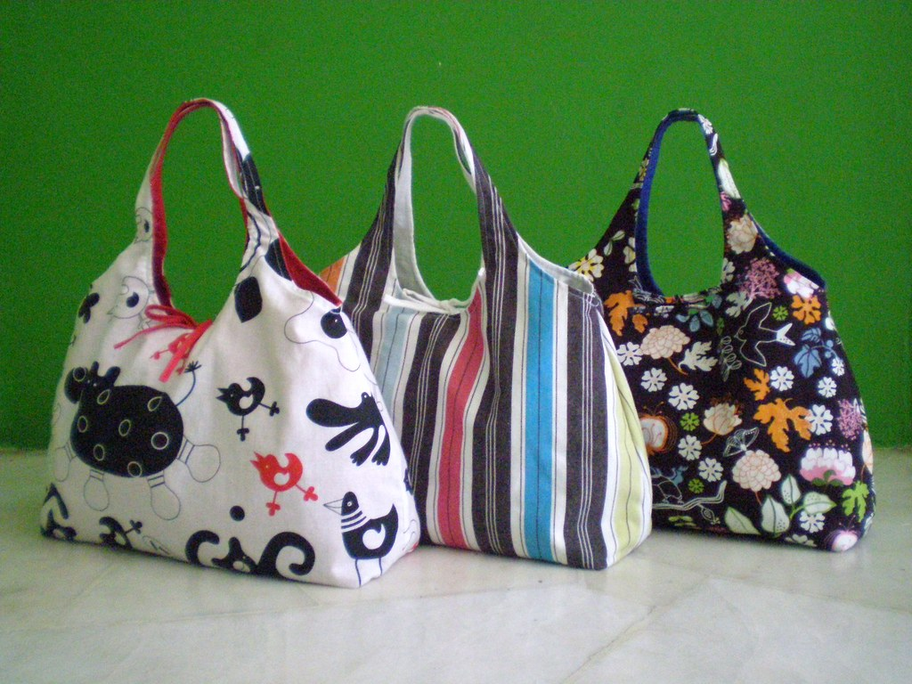 """In-the-Mood"" handmade handbags"