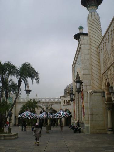 阿里巴巴的皇宮