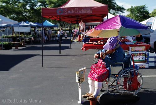 market entertainment