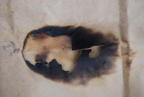 Burnt Paper Texture 05