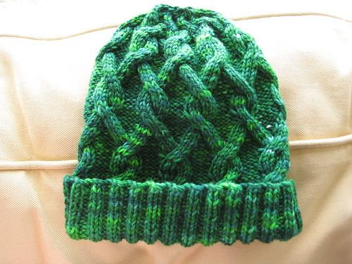 Greenery hat