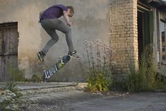 heelflip to flat