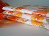 Laranjinhas (leilalampe) Tags: orange flores primavera brasil paper notebook handmade laranja craft papel bookbinding azaléias laranjinha roundedcorners leilalampe smallnotebook corrupiola corrupios azaléiaslaranjas