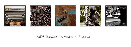 Another walk in Boston