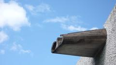 #ksavienna - Le Corbusier - Ronchamp (28) (evan.chakroff) Tags: evan france lecorbusier 2009 ronchamp notredameduhaut evanchakroff chakroff ksavienna evandagan