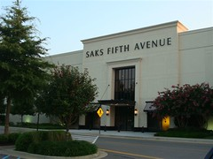 Saks Fifth Avenue (Stony Point Fashion Park) (Joe Architect) Tags: retail mall virginia richmond departmentstore va saksfifthavenue saks 2009 stonypoint stoinypointfashionpark