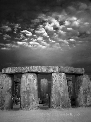 Stonehenge in the Morning Light