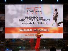 Migliore attrice Miniserie: Wunmi Mosaku (Mose...