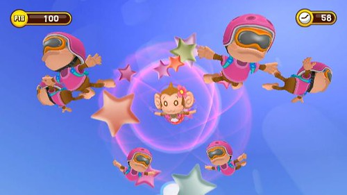 Super Monkey Ball Step & Roll - GamesCom Screens
