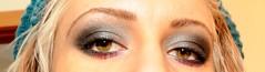 Smokey Eyes (InfiniteLOve888) Tags: hair eyes mac makeup powder foundation mascara primer eyeshadow lipgloss beautifuleyes eyebrows eyeliner liner eyemakeup makeupbrushes blackeyemakeup makeupeyes blacksmokyeyes
