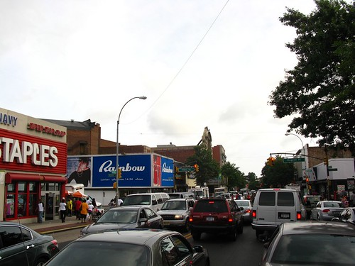 Retail area, Flatbush Av, Flatbush Brooklyn