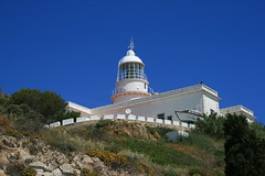 Ceuta (BSD-46) Tags: africa espaa lighthouse faro spain beacon phare leuchtturm ceuta canondigitalixus870is