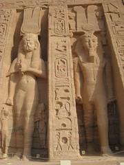 Ella y él (versae) Tags: egypt egipto مصر abusimbel أبوسمبل أبوسنبل