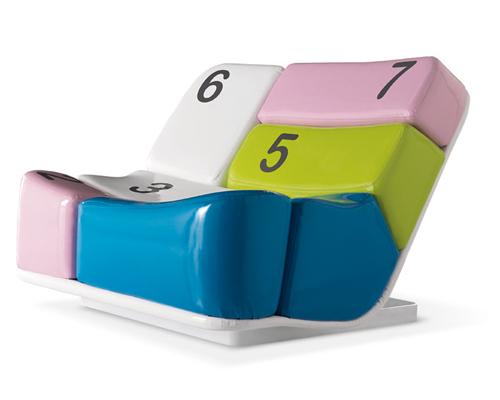 Adrenalina, diseños originales de sofás