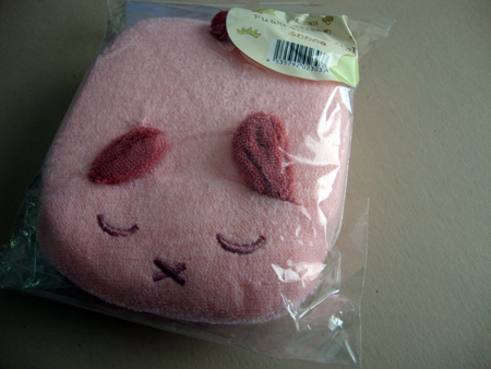 Cute Japanese loofah