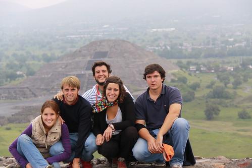 Mexico: Teotihuacan y la lucha