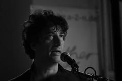 Neil Gaiman (0rtega) Tags: camp music berlin concert live neilgaiman mnze amandapalmer barcamp a2n all2gethernow a2gethernow