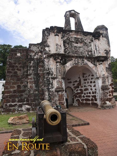 Malacca Fort A Famosa