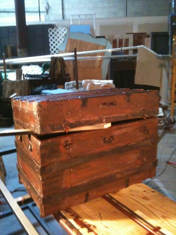 treasure chest progress
