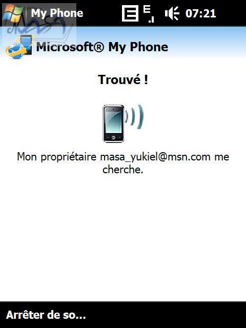 MyPhoneRetrouve