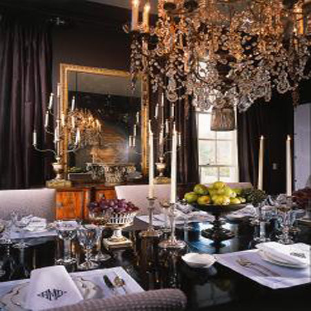 Grand and gracious - House Design - Dining Room, Architectur, Classic Home, Interior design