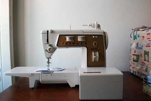 my new old sewing machine