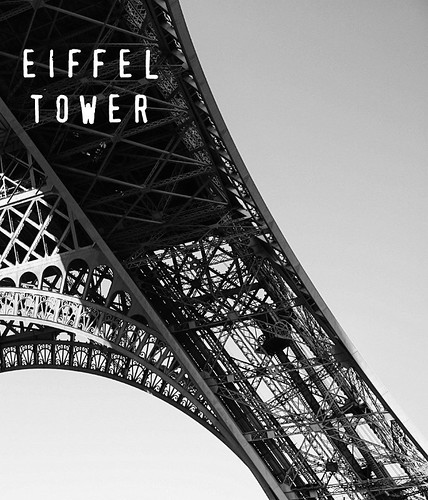 Eiffel Tower (by Thru Lens)