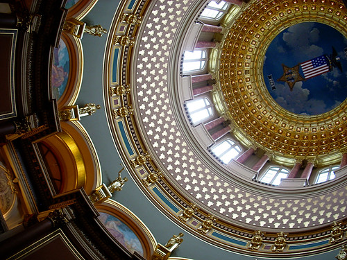 ceiling at capitol