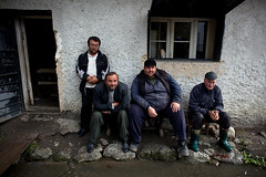 Boys of Pankisi (Swiatoslaw Wojtkowiak) Tags: georgia europe caucasus sakartvelo georgien pankisi georgi  kaukaz 4142 gruzja saqartvelo   duisi   grzia