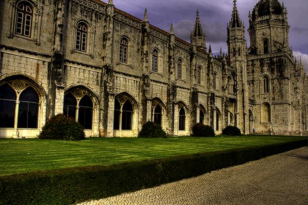 HDR - Mosteiro dos Jerónimos