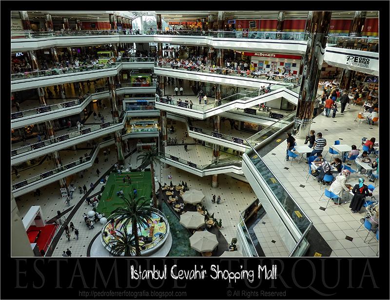 Istanbul Cevahir Shopping Mall