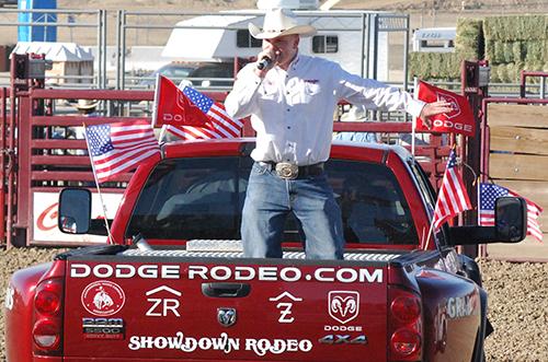 Jacob Nelson Professional Bull Riders