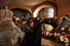 The Laying of the Foundation Stone of Saint John the Russian's Church / Закладка храма св. Иоанна Русского (39) 20.02.2017