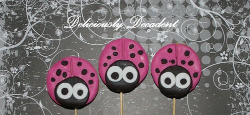 cookie ladybugs
