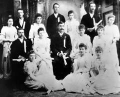 Graduating class of 1892 (OSU Special Collections & Archives) Tags: graduation commencement flickrhome osuarchives historicphotographscollection