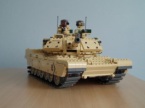 M1A1 Abrams MOC